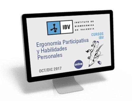 Ergonomía participativa y habilidades personales